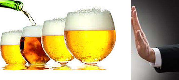 que produce el alcohol en el cuerpo